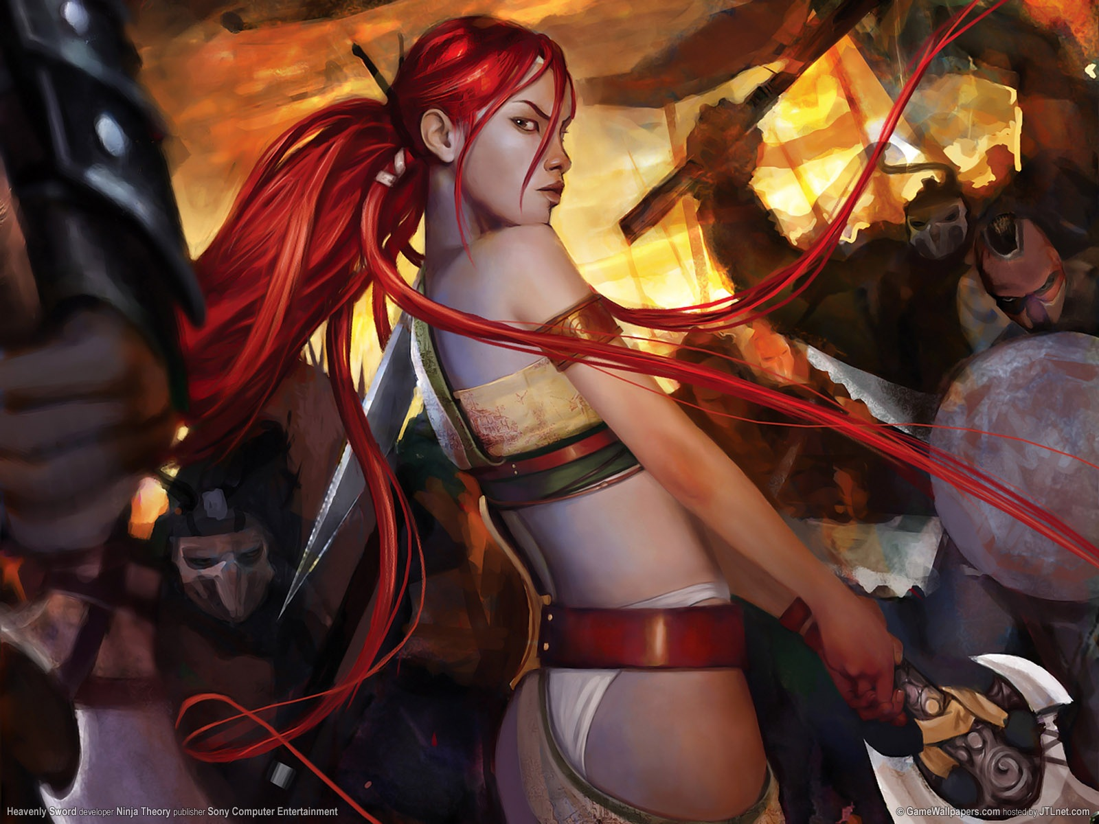 Heavenly Sword Ftw Playstationtrophies Org
